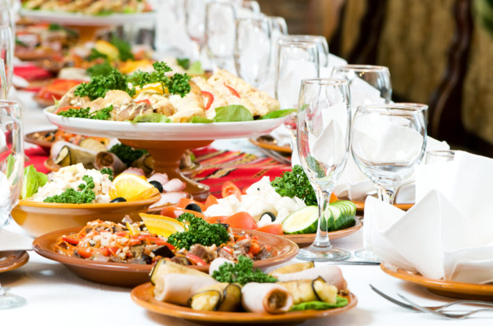 Hire Special Corporate Catering Services in Delhi