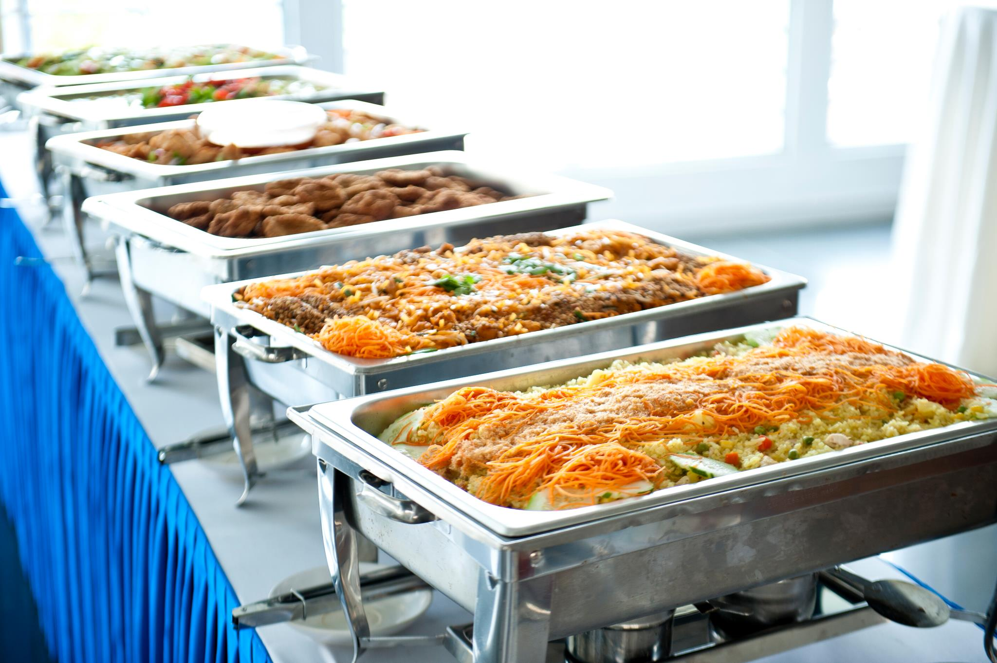 Try The Best Vegetarian Caterers This Wedding Season